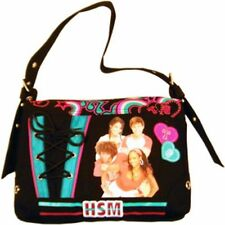 High School shoulder bag purse zippered handbag Disney heart new