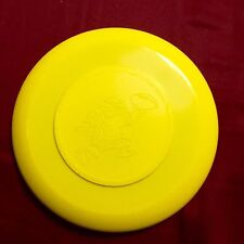 "Rare Vintage 1996 BARNEY RUBBLE Mini 5"" Frisbee EUC Flintstones"