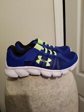Under Armour NEW UA BPS ASSERT BIG KIDS ATHLETIC SHOES US Size 3Y