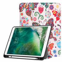 Case pour Apple IPAD 9.7 2017/2018 Coque Fine Housse Smart Cover Etui Étui