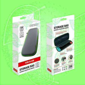 Shockproof Protective Case Storage Bag w/Card Slots For Nintendo Switch NS Host