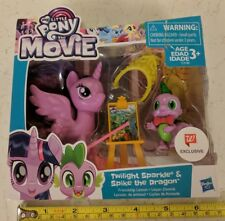 My Little Pony Twilight Sparkle & Spike Friendship Lesson Walgreen's Exclusive