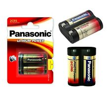 Pile 2CR5 Lithium 6v Panasonic Photo EL2CR5 KL2CR5 2CR5R livraison gratuite