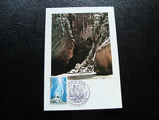 FRANCE - carte 1er jour 4/3/1978 (gorges du verdon) (cy45) french