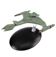 Eaglemoss Star Trek 020 VOR'CHA CLASS