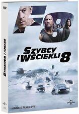 Szybcy i Wściekli 8 Polski Lektor Wysylka Z PL Wsciekli The Fate of the Furious