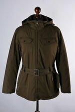Barbour Fatherweight Winter Grace Hooded Jacket Size L / UK14