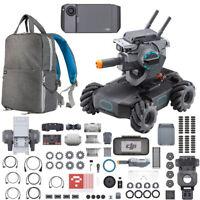 DJI Robomaster S1 Educational Robot STEM Toy Coding Learning + Gamepad Bundle