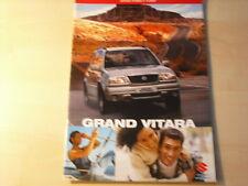 53058) Suzuki Grand Vitara Prospekt 05/2001