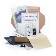Complete Sterile Hand Poke Kits - Stick & Poke Tattoo - SINGLE PRACTICE SET