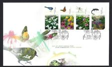 Canada # 2145 abcd Garden - Combo New 2006 Unaddressed