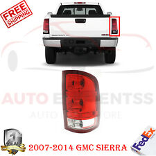 Right Side Tail Lamp Assembly For GMC SIERRA 1500 07-10/12-13  2500 3500 07-14