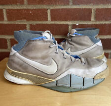 Nike Zoom Kobe 1 MPLS Uptempo 2016 Size 11.5 Sneakers Shoes Bryant Grey Blue