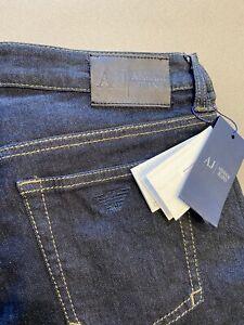 Armani jeans - Dark Blue - Size 28 / Length 34 Inch (Long)