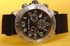 Men's TOMMY BAHAMA TB1061 Chronograph Quartz Watch SWISS MADE * VERY GOOD USED *