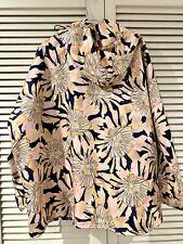 "Pretty GORMAN x Dana Kinter ""Honeypot"" raincoat coat jacket * size M/L"