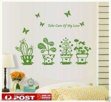 Vinyl Garden Living Room Wall Stickers