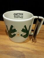 Starbucks ASL Signing Mug (Limited Edition)