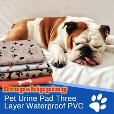 Washable Dogs Pee Pad Waterproof Super Absorbent Pet Pee Pads for Training