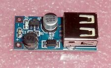 Pcb. 400mA 180kHz in 0,9-6,5V out 2-7V step-up DC to DC Converter /// USB
