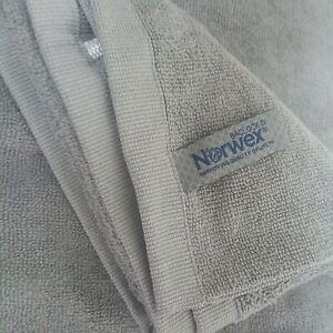 Norwex Microfiber Body Towel - Gray