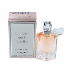 LA VIE EST BELLE BY LANCOME L'EAU DE TOILETTE SPRAY 50 ML/1.7 FL.OZ. NEW(D)