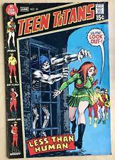 TEEN TITANS #33 June 1971 DC Comics  ***GREAT SHAPE!!!***