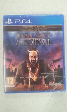 Grand Ages Medieval Limited Special Edition PS4 Game Brand New and Sealed