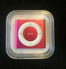 Apple iPod Shuffle 4th Generation 2Gb Pink Mkm72Ll/A A1373 New Sealed