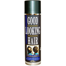 Good Looking Hair Colored Spray, 6 Colors to Choose From, to Cover Thinning Hair