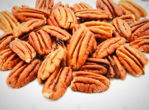 Pecan Nut Halves  1kg Free UK Mainland P&P