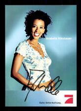 Arabella Kiesbauer PRO 7 Autogrammkarte Original Signiert # BC 93957