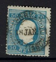 Portugal SC# 43, Used, Perf 12.5 -  Lot 031917