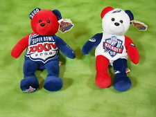 Team PigSkin Bears Authentic SuperBowl 2000 and Kickoff 1999 Atlanta Tm01