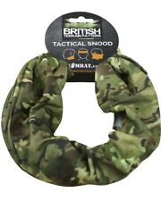 TACTICAL STRETCH SNOOD - SPECIAL OPS  SAS, ARMY, MILITARY, FACE PROTECTOR IN MTP