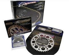 Kit chaine transmission YAMAHA YZF 250 RENTHAL 2001 - 2004 13/48 motocross