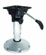 Boat Seat Pedestal Gas Lift & Suspension Adjustable Aluminium 340-450mm