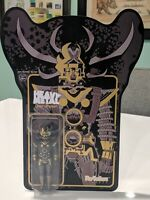Lord of Light Jack Kirby Heavy Metal ReAction Figure Super 7 SDCC Exclusive