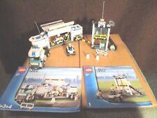 Lego - City - Polizeiüberwachungswagen Nr. 7743 mit BA