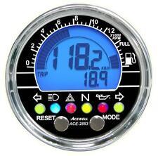 Acewell Digital Cockpit ACE-2853 Tacho Drehzahlmesser Uhrzeit