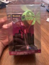 Scotch Magic Tape Dispenser Mix It Up Martini Glass & Lime Fun Design