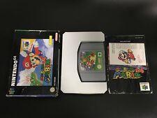 Super Mario 64 Nintendo 64 N6 Spiel OVP GUTER Zustand