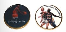 Michael Jordan Magic Johnson Larry Bird Collectable Basketball Souvenir Coin