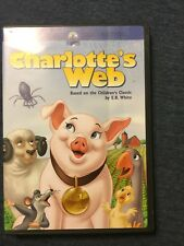 Charlottes Web (Widescreen Edition) DVD USED