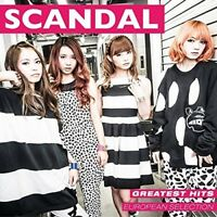 SCANDAL - GREATEST HITS (EUROPEAN SELECTION)  CD NEW!