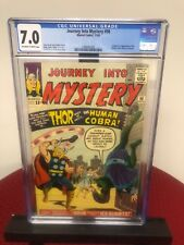 Journey Into Mystery 98 (CGC Graded) The Mighty Thor