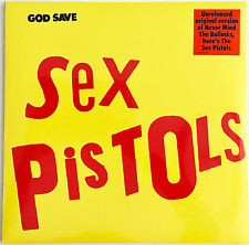 SEX PISTOLS LP God Save RECORD STORE DAY 2017 exclusive release SEALED