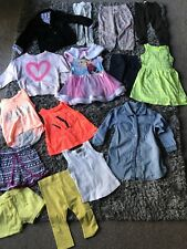 Girls Clothes Bundle Age 2-3 Years 15 Items River Island Mini