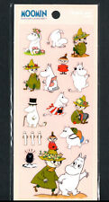 Moomin Stickers Sticker Sheets lot Kawaii Look Rare Little My Snorkmaiden A