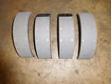 Drum Brake Shoe Auto Zone New Riveted 473 - NO CORE CHARGE - FREE SHIPPING
